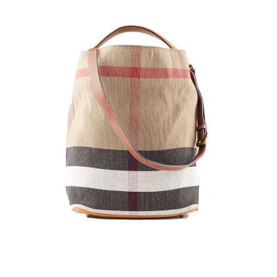 vintage backpack brown